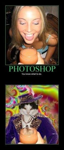 Photoshop skills level 9000. .
