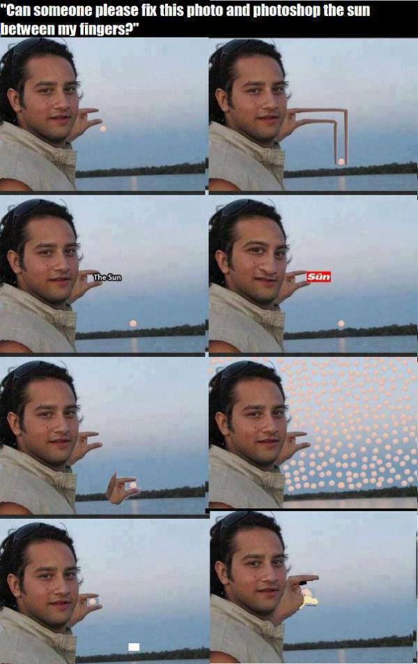 Photoshop Skills. .