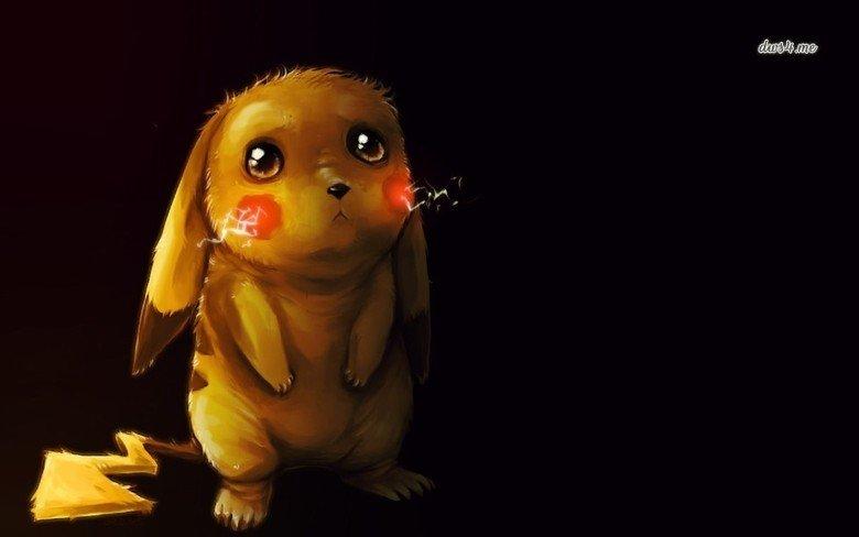 pika pik. . gamma. , now im sad