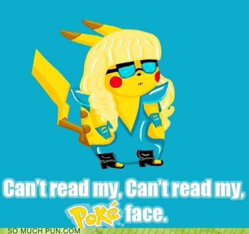 Pika Gaga. .. LOLZ!!