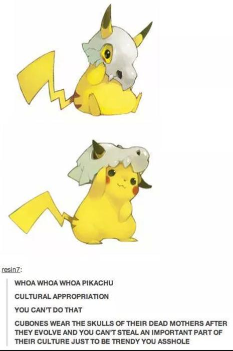 Pikachu you douche. . I HIDE HUHUHU IMO GANADO THAT. Did someone say digimon?