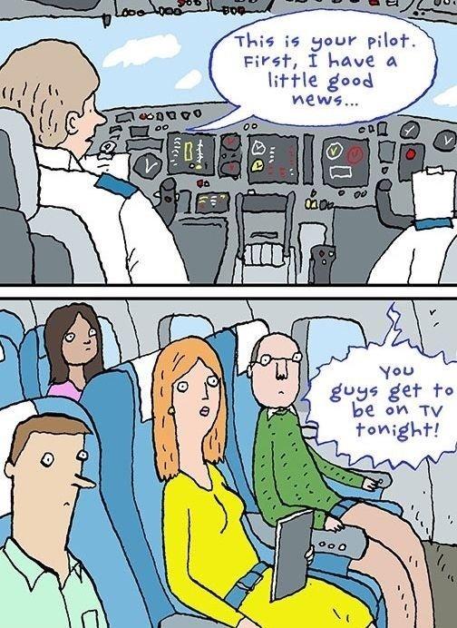 "Pilot Announcement. Link: lefunny.net/funny-comics/. Tlwiki "" gnu? toilett. st, I have it. tfw"