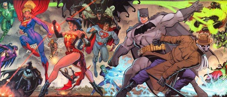 Pimp Slap level Awesome. . Pimp slaps super DC Universe watchman epic comic