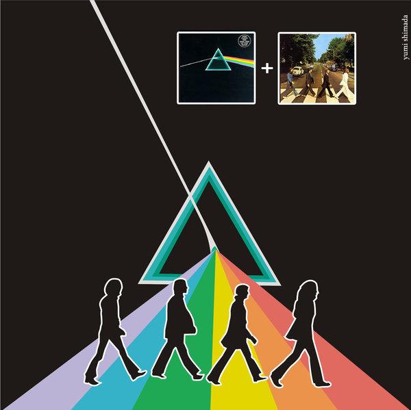 Pink Floyd and Beatles bg. .. ..THE RAINBOW BRIDGE!