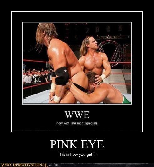 PINKeye. . with Isle '. PINK EYE Thisis how you get it.