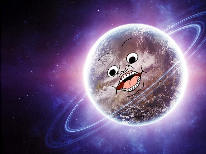 Planet Virginia. .