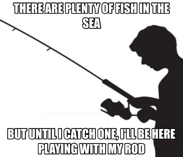 PlentyOfFish.com. .. I caught a whale my rod