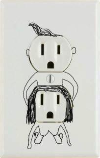 Plug connection. .