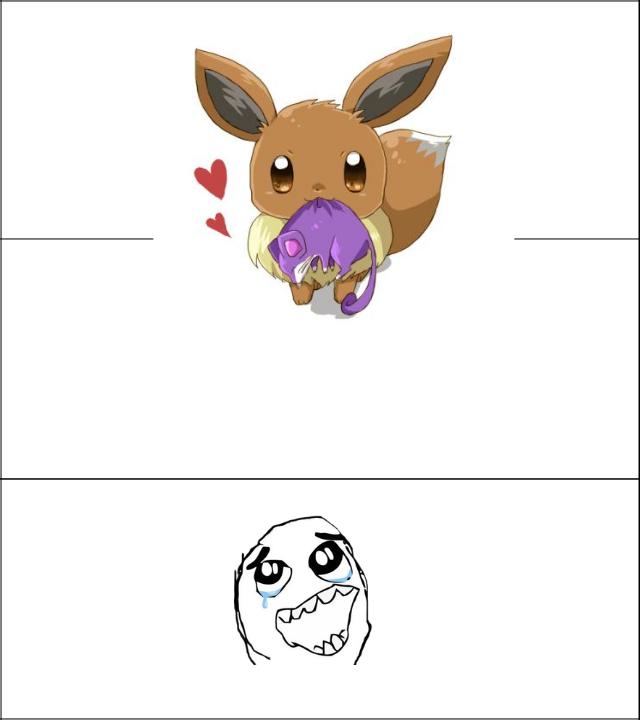 Pokefan. .. Cute :3