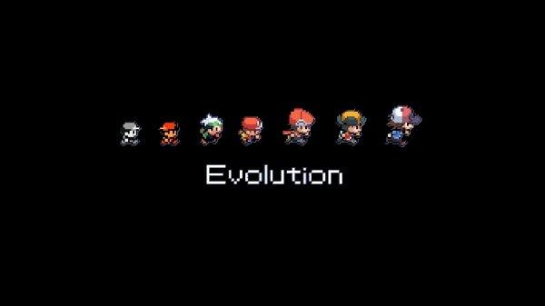 Pokemon Evolution. i cri ereteim wen i realiz im old.. The nostalgia :'D