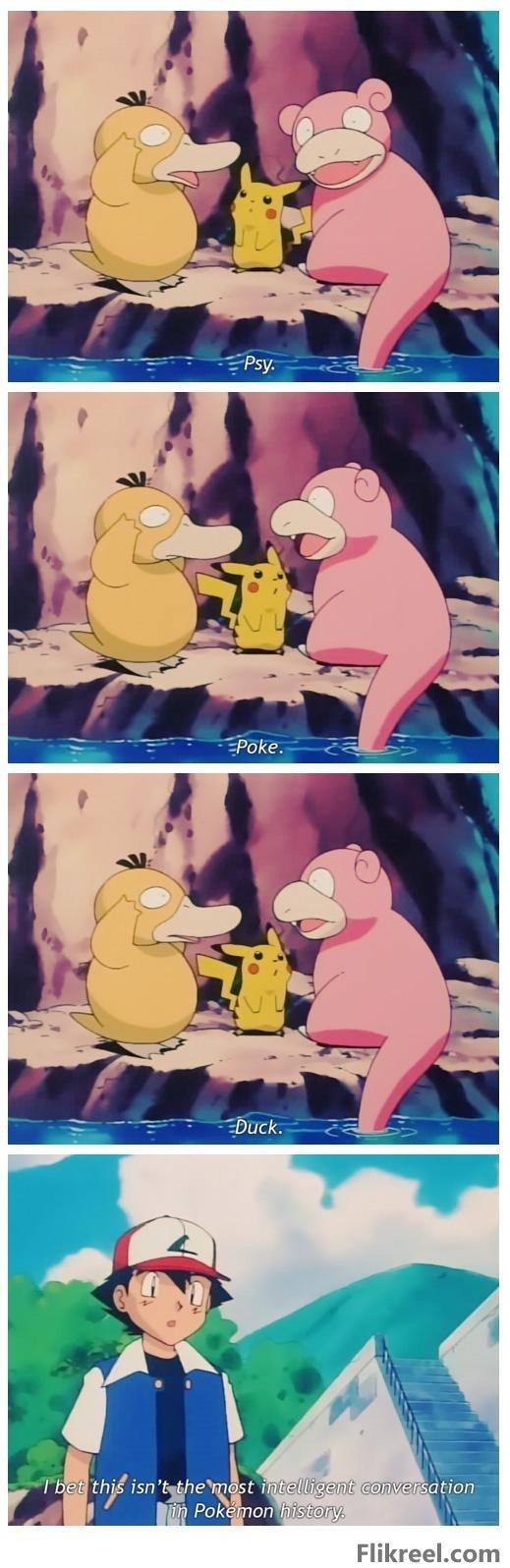 Pokemon Conversations. . funny pokemon pikachu  slowpoke