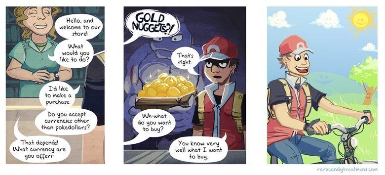 "Pokemon logic. Credit to . Loella. and in gm anew t:. tity tfu cuarto E That L. 'f'. ""fun than Vera gnu rosier' t"" h, bug. When he finally reaches the next town. Pokemon"
