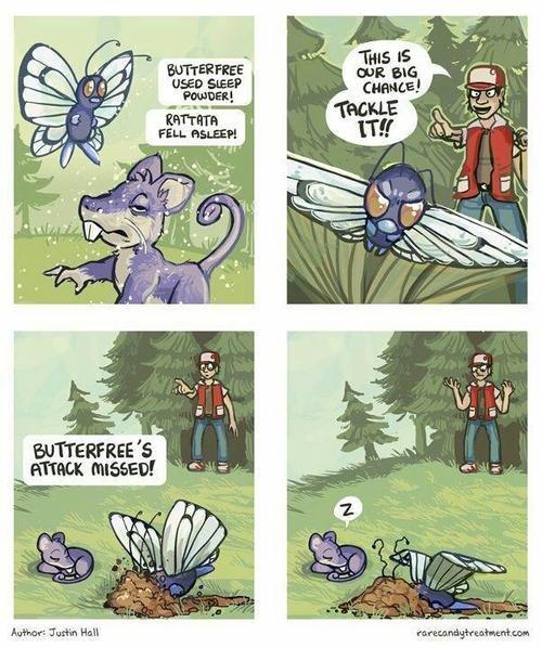 Pokemon logic. 100% non OC. Mrbart Cfrs'.' d' l Hall '