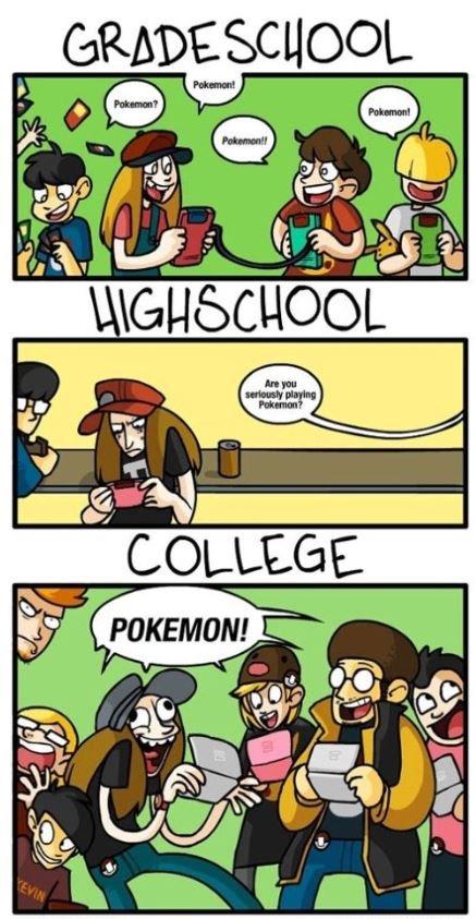 Pokemon Truth. Dem feels. wat feels
