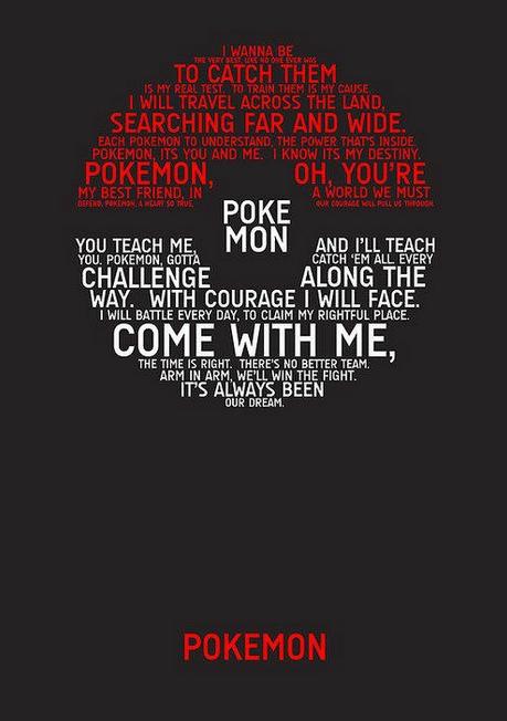 Pokemon. Gotta catch them all!.