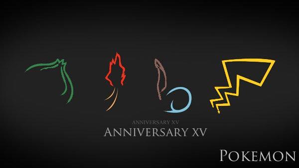 pokemon anniversary. . POKEMON. Just gonna leave this here... Pokemon