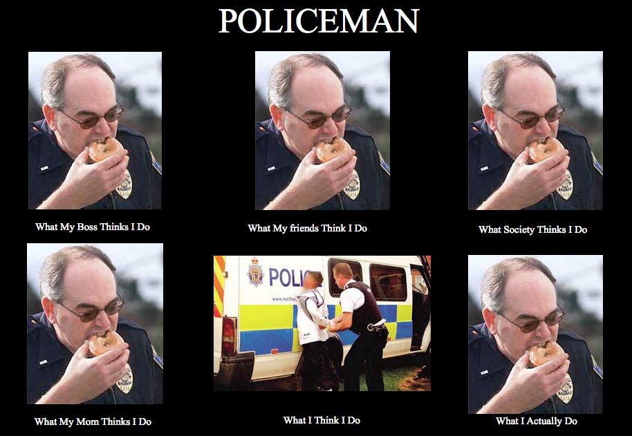 Policemen. OC by Crapmaker.