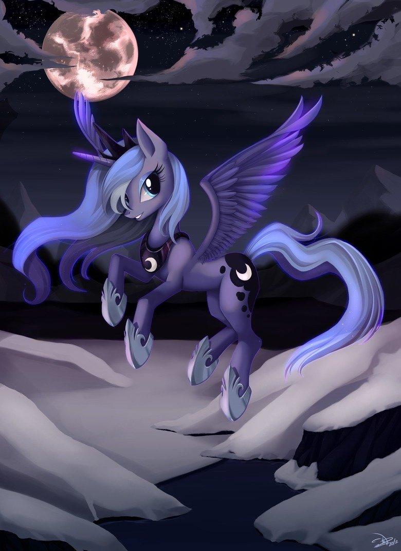 PONIES: Luna. .. where did u get this?