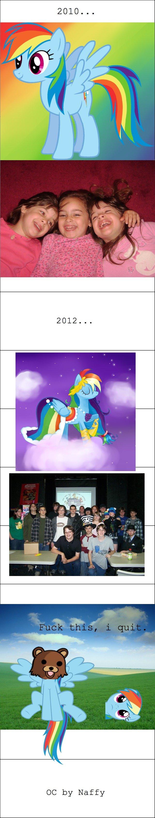 pony stuff. . by Naffy