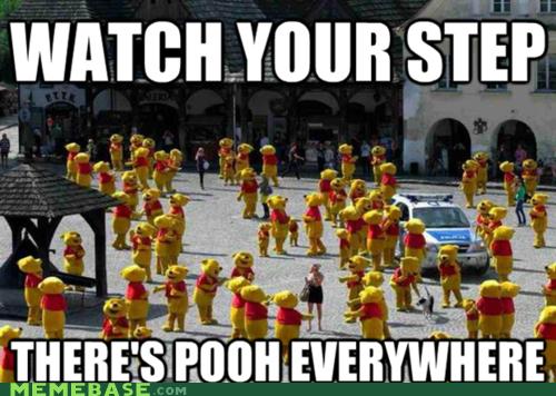 Pooh. . STEP