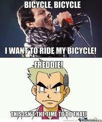 Poor Freddy. .