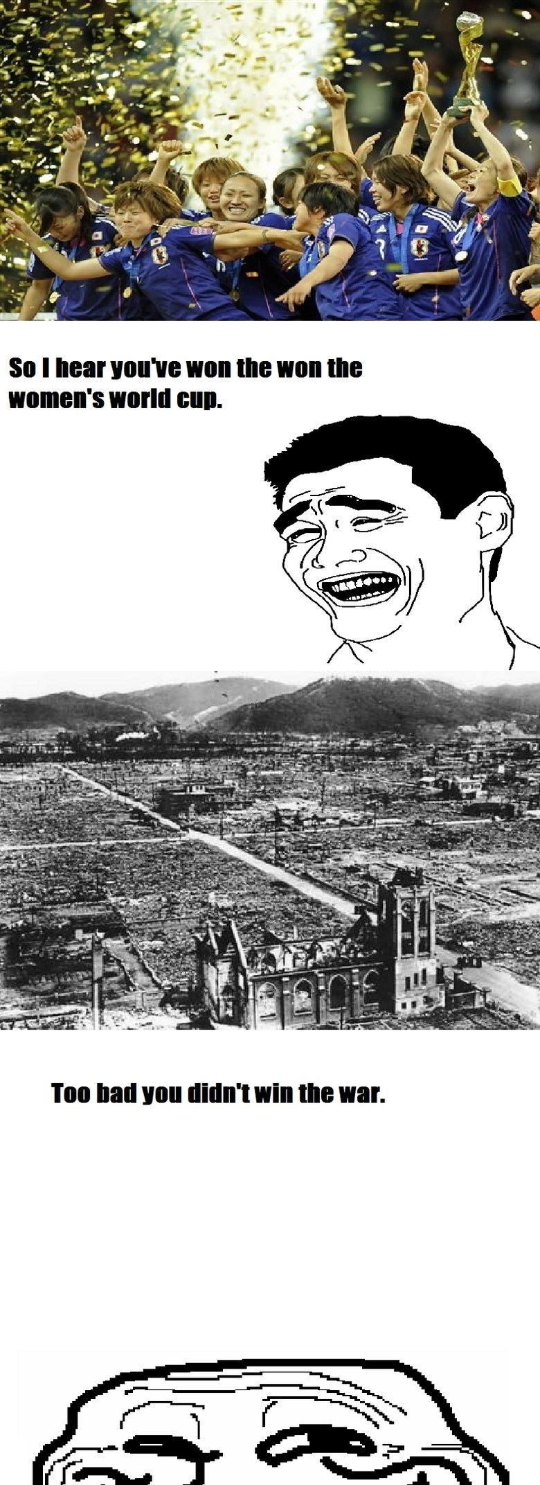 Poor Japan. hey good lookin'. War Japan worldcup thegame