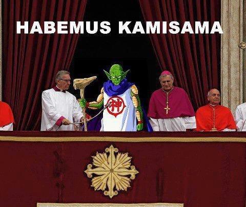 Pope Nameku. .
