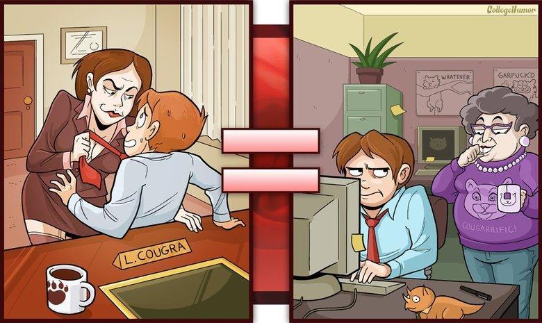 Porn V Reality 4. .. >