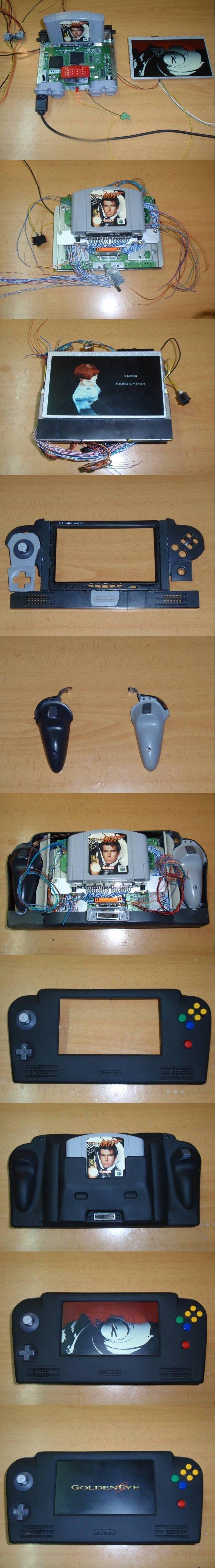 Portable N64. you want description?.