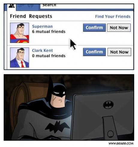 Potato. . Friend Requests Find 'hour Friends Ermine! friends 'Illegal' it mutual friends
