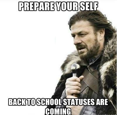 Prepare. .