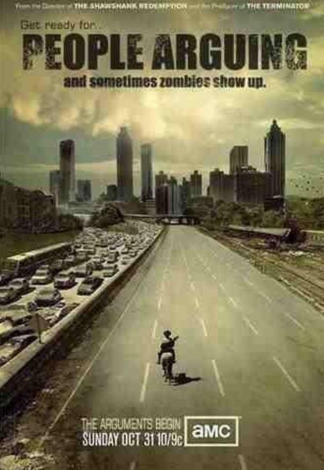 Pretty much. I still watch it devotedly though....