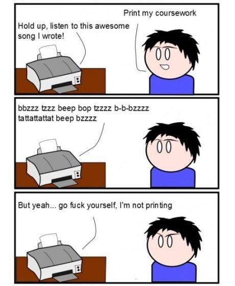 Printer. . Print my Coursework Haiti up. listen to this aweosme sung I Mute! blaze: tazz beep bop an beep hen:. The origins of dubstep.