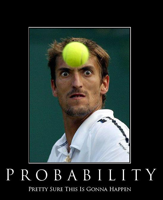 Probability. Love?.