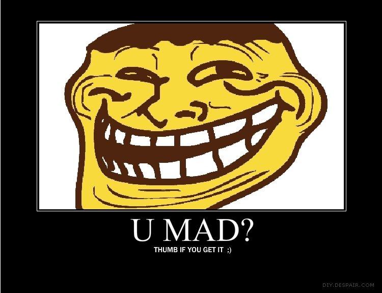 PUDI, u mad?. www.youtube.com/watch?v=B10BxYZqa1Q&feature=player_embedded<br /> u mad? <br /> yeah im geussing you guys are deff mad if you  u Mad bro