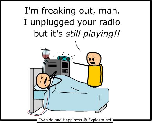 Pull the Plug.