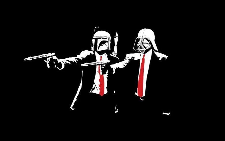 Pulp Vader. .