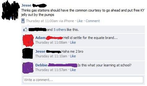 PumpMe. OC from facebook. ballsack