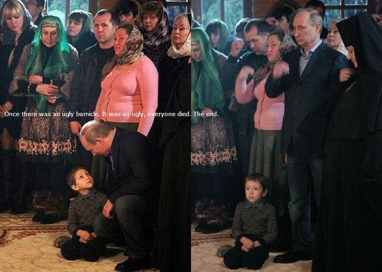 Putin Whispers. title..