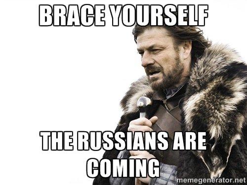 Putin it down. .. I already came Russians commies gross freedurrm