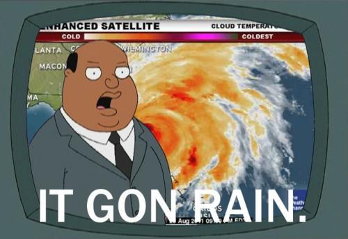 RAIN mofo'. .