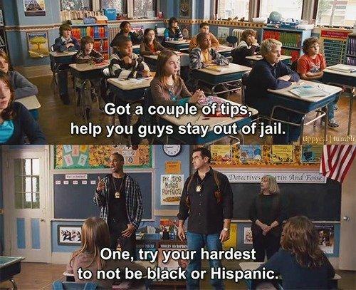 Racism. Not OC!. tii. i Iar
