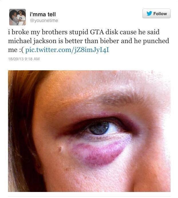 [Rage Pierces the Heavens]. Kill her. Kill her to death.. pema tell l. . Follow I fti. ytour) i broke my brothers stupid GTA disk cause he said michael jackson