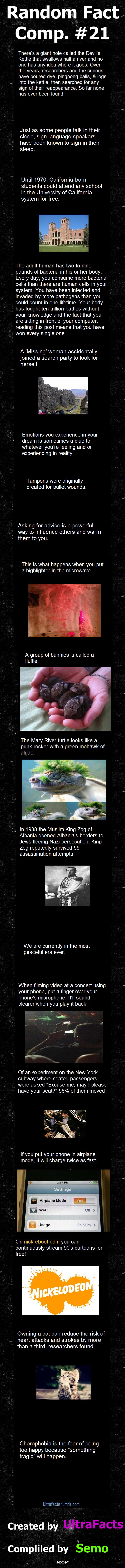Random Fact Comp. 21. Number 10: www.funnyjunk.com/Random+Fact+Comp+10/funny-pictures/5119282/ Number 11: www.funnyjunk.com/Random+Fact+Comp+11/funny-pictures/5