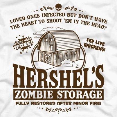 RAWR BRAINS.. . ZOMBIE STORAGE Zombie storage