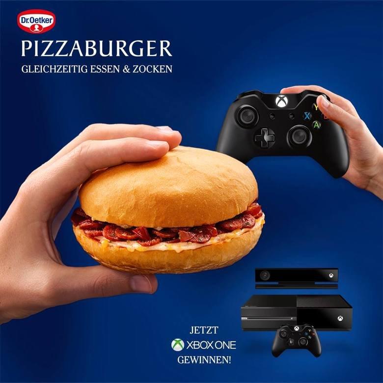 (Read Description). The U.S. get Doritos and Mountain Dew as sponsors... See what Germany got.... dat. GLEICHZEITIG ESSEN & ZOEKEN fii' it XCOX ONE h GEWINNEN!. Or you can just buy pizza pops