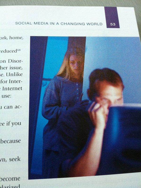 Read Description. Reading through my human communication textbook when I see this!. IN A E'_: WORLD 53 Visor- issue, Unlike fur Inter- Internet IRM! mrfyou. amidoingitright? OC.