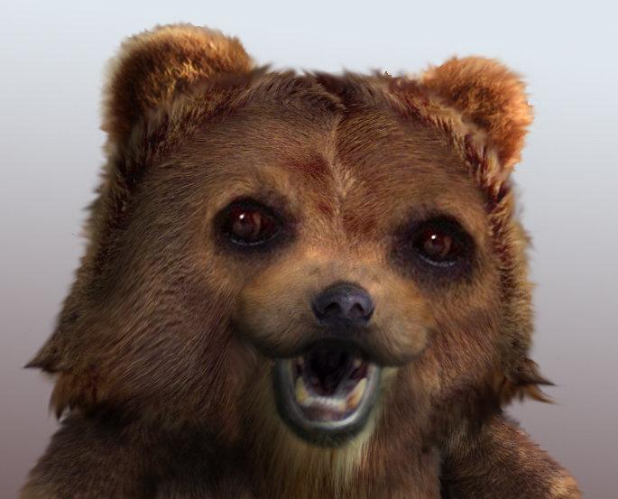 Real Pedobear. It ain't so cute in real life... Hey that looks like the teddybear I got my daughter for her birthday! Wait... pedobear pedo Bear Real sex little WTF