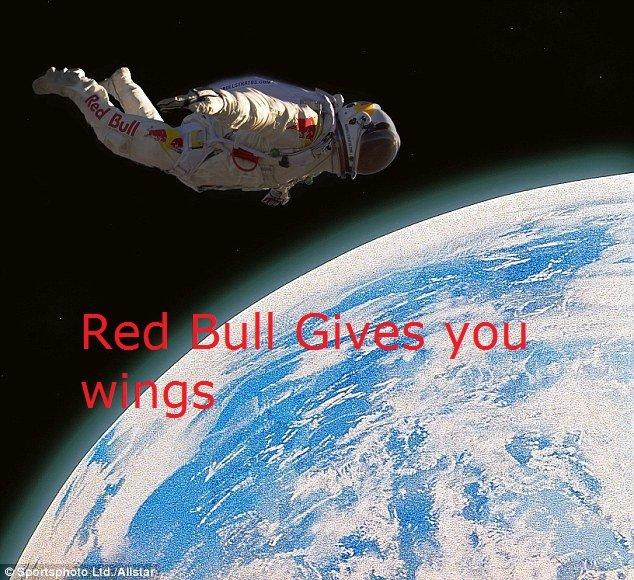 Red Bull. .