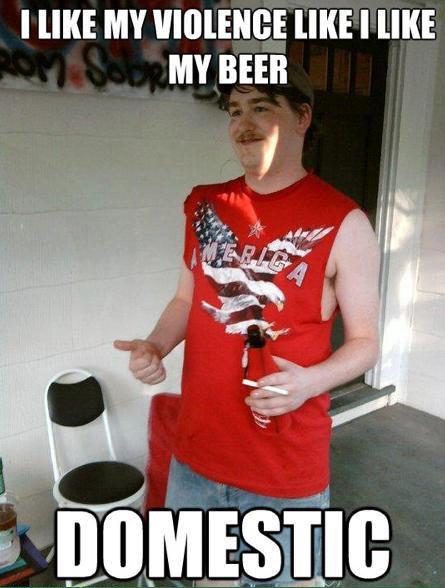 redneck. . I HIKE MY mi! I HIKE MY BEER